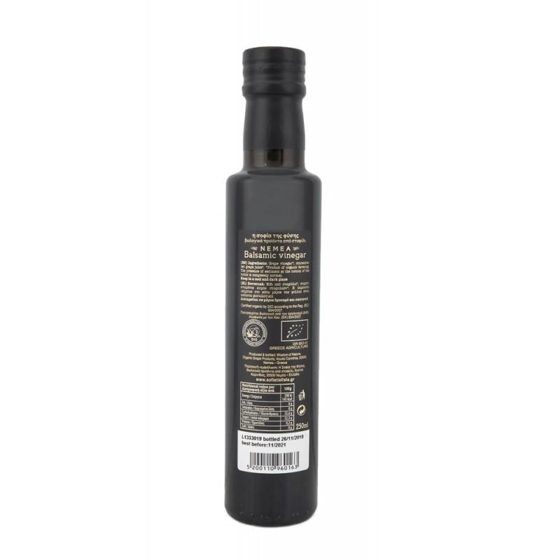 Bio Organic Balsamic vinegar- aged, 250ml