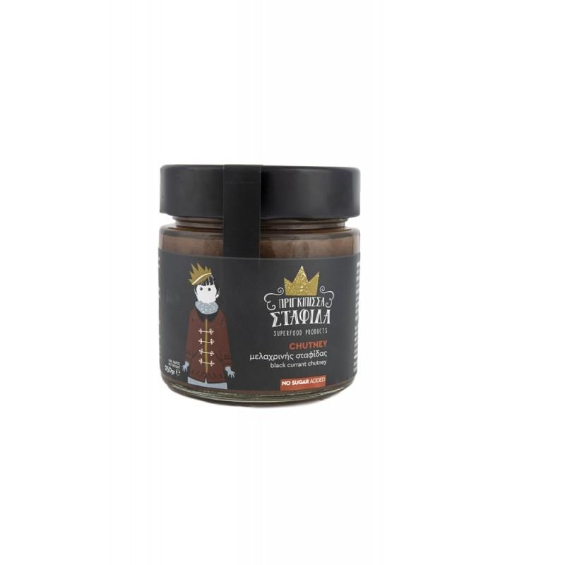 Corinthian black currant chutney 250gr