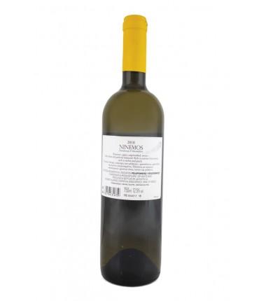 Νήνεμος Οίνος Λαυκιώτη - Chardonnay/ Μοσχοφίλερο 750ml