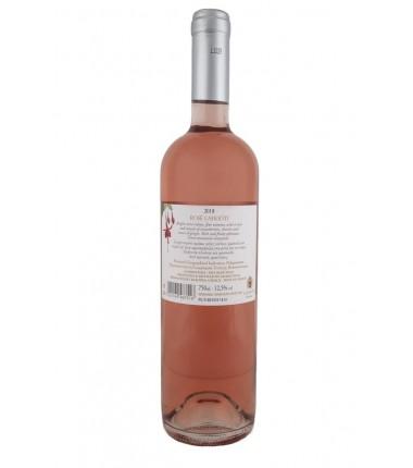 Ροζέ ξηρό Αγιωργίτικο Λαυκιώτη 750ml