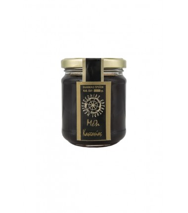 Chestnut honey Melissokomias Ergastiri 250 gr
