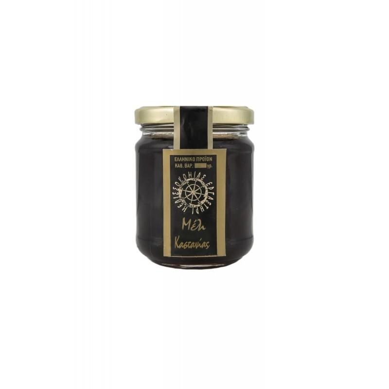 Chestnut honey Melissokomias Ergastiri 250 gr