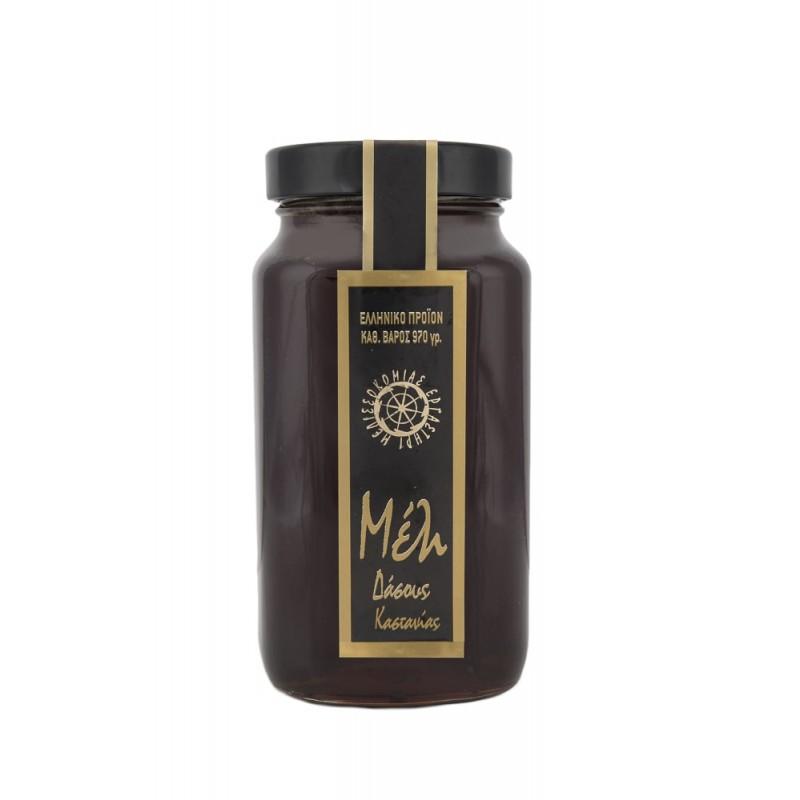 Chestnut honey Melissokomias Ergastiri 1 kg