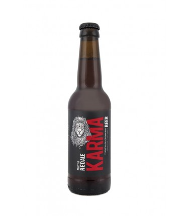 Karma Red Ale Beer 330ml