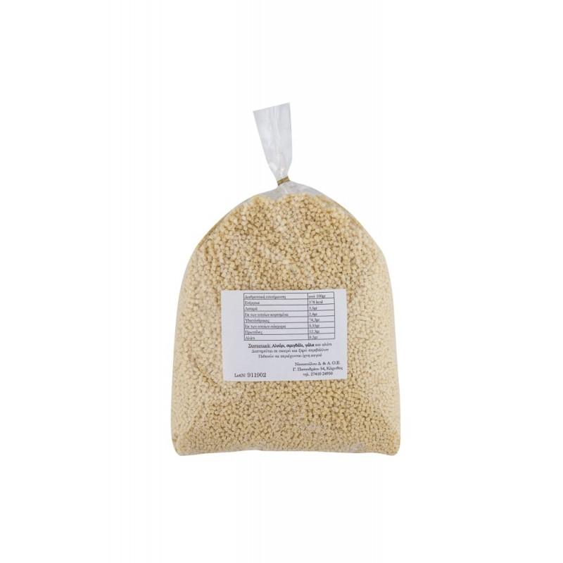Sweet trahana with flour 500gr
