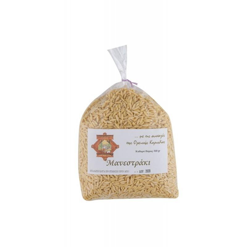 Μανεστράκι με τις συνταγές Ορεινής Κορινθίας 500γρ