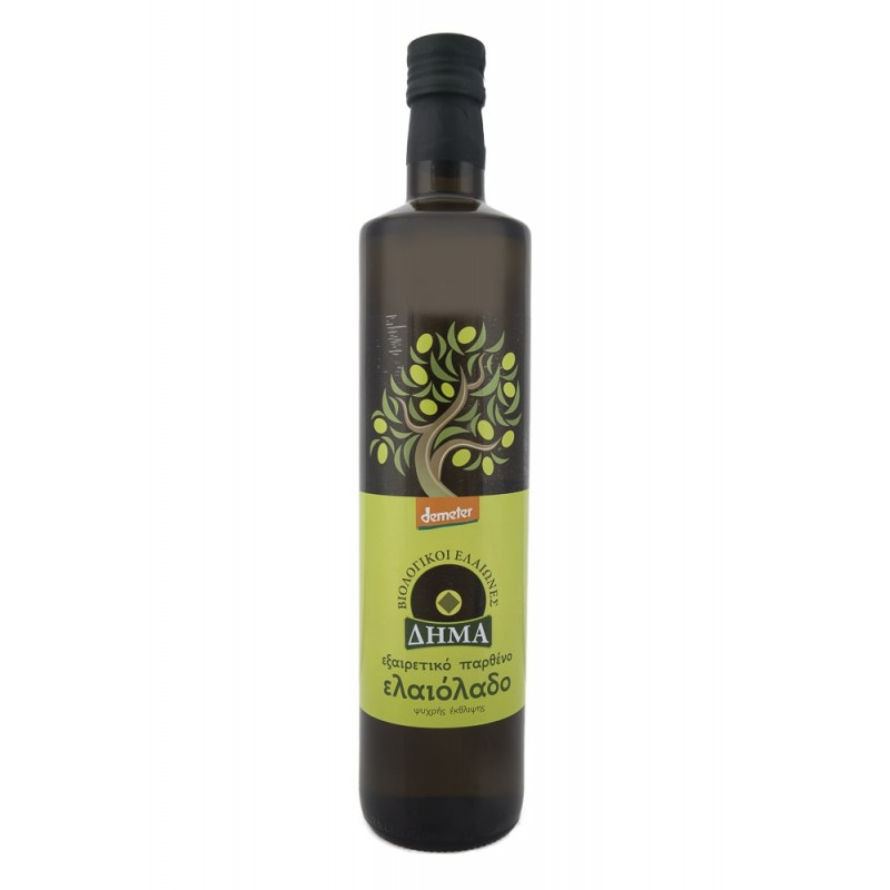 Organic olive oil Demeter 750ml
